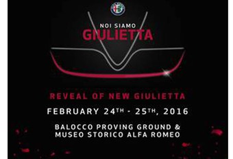 Facelift voor Alfa Romeo Giulietta #1