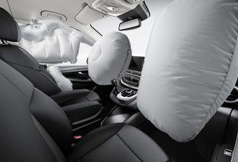 Airbags Takata : Mercedes rappelle 840.000 véhicules aux USA (mise à jour) #1
