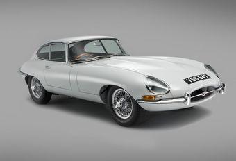 Renaissance d'une Jaguar Type E de 1961 #1
