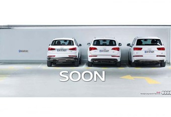 Audi Q2 : il sera à Genève #1