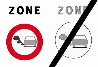 Anvers va limiter l'accès aux (vieilles) voitures #1