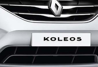 Renault : le successeur du Koleos arrive en 2016 #1