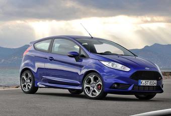 Ford Fiesta ST : avec 215 ch ? #1