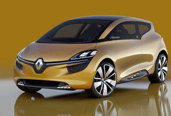 Compte à rebours pour le nouveau Renault Scénic à Genève #1