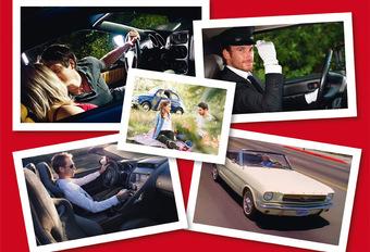 10 voitures de Saint-Valentin #1