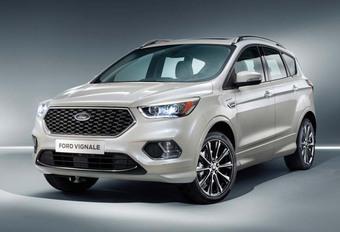 Ford Vignale : extension de gamme #1
