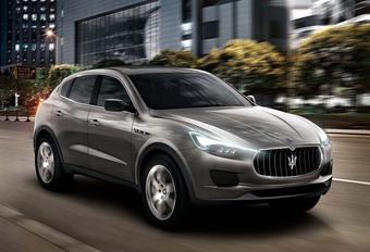 Maserati Levante : aussi en hybride rechargeable ? #1