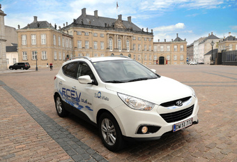 Hyundai va remplacer l'ix35 hydrogène en 2017 #1