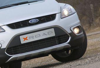 Ford pourrait proposer des breaks baroudeurs #1