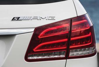 Mercedes E63 AMG : on sait tout ! #1