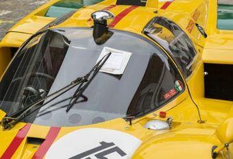 Ferrari 512M Escuderia Montjuich aux enchères, avec un PV en souvenir #1