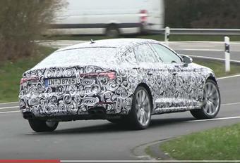 Audi A5 Sportback: ook als S5 #1
