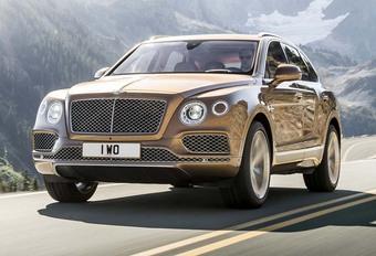 Bentley: binnenkort een Bentayga Speed met 659 pk? #1