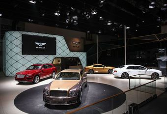 Bentley: China wordt verwend #1