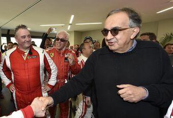 Sergio Marchionne CEO de Ferrari - confirmé #1