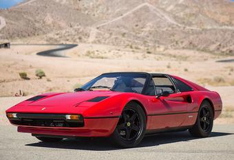 Ferrari 308 GTE : GTS électrique #1
