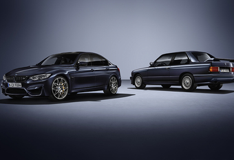 BMW M3: speciale reeks '30 Years M3' #1