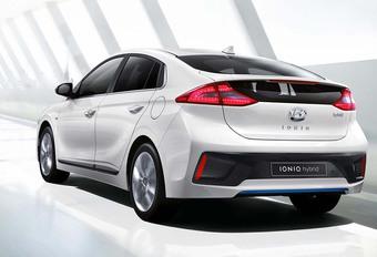 Hyundai Ioniq: groter rijbereik op de planning  #1