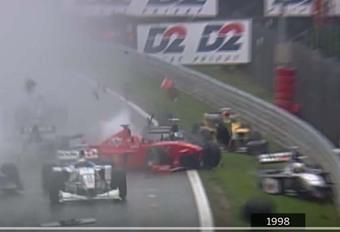 SOUVENIR: GP van België 1998: een heuse slachtpartij #1