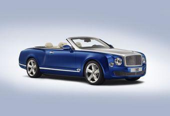 Bentley: groen licht voor Mulsanne Cabriolet? #1
