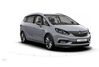 Opel Zafira Tourer: facelift gelekt op een configurator #1