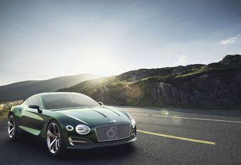 Une Bentley compacte pour bientôt #1