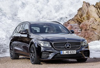 Mercedes Classe E break : déjà en 43 AMG ! #1