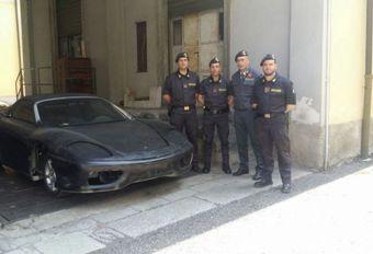 La Ferrari était une Toyota #1