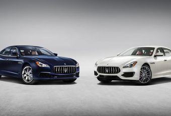 Maserati Quattroporte : elle passe à 2 mondes #1