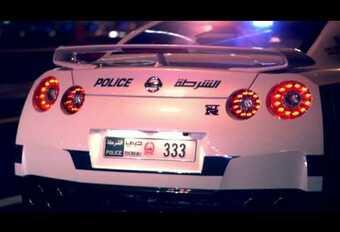La police de Dubaï a saisi 81 véhicules rapides #1
