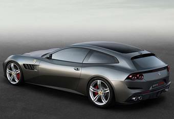Ferrari : A bord de la nouvelle GTC4Lusso #1