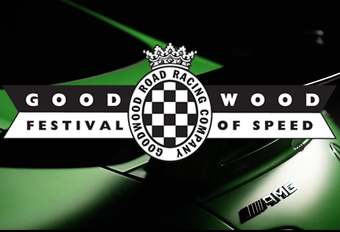 De sterren op het Goodwood Festival of Speed 2016 - update #1