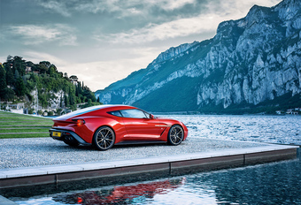 Aston Martin Vanquish Zagato x 99 exemplaren #1