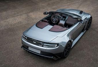 Q maakt een Aston Martin Vantage GT12 Roadster #1