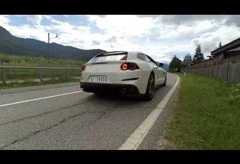 Le chant du V12 de la Ferrari GTC4Lusso #1