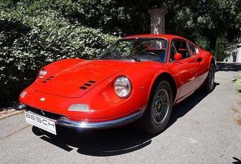 Dino : 246 GT M-Series à vendre #1