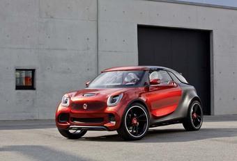 Smart: binnenkort een SUV? #1