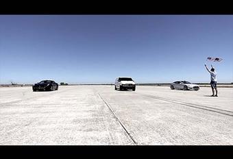 Comment un van électrique gratte une Tesla et une Ferrari #1