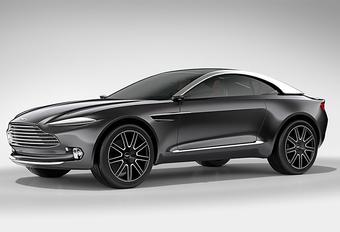 Dit zijn de 7 Aston Martin-modellen van de toekomst #1