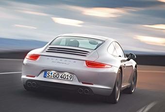 Porsche: geen elektrische 911 op de planning  #1