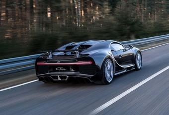 Bugatti Chiron : pas de version « cheveux au vent » programmée  #1