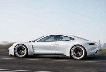 Porsche: 1.400 nieuwe banen voor Mission E #1