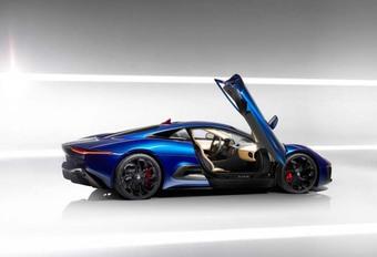 Jaguar: twee elektrische auto's ter vervanging van XK en C-X75 #1