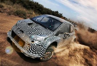 Toyota Yaris WRC : elle roule ! #1