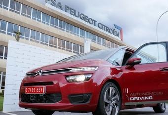 La France autorise la voiture autonome #1
