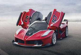 Bientôt une Ferrari FXX K Evoluzione ? #1