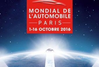 Autosalon van Parijs heeft lange lijst met afwezigen #1