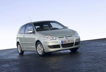 Volkswagen Polo BlueMotion #1