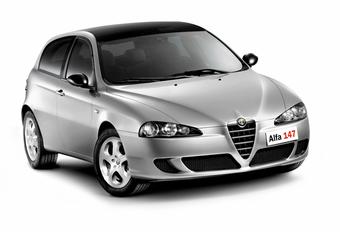 Alfa Romeo 147 Q2 #1