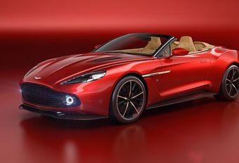 Aston Martin Vanquish Zagato nu ook dakloos als Volante #1